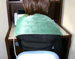 肩こりでの利用法−後